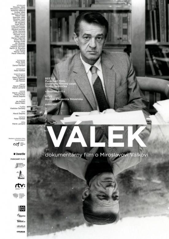 Válek poster